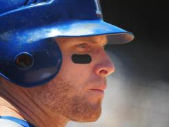 Rangers center fielder Josh Hamilton was hospitalized because of an intestinal virus, but he is expected to be released Saturday.