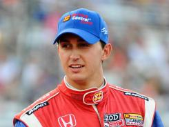 Graham Rahal wonders whether the team of winner Justin Wilson deserved a more significant penalty for a technical infraction at Texas Motor Speedway.