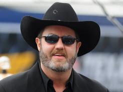 Texas Motor Speedway President Eddie Gossage said his track's focus this fall is on NASCAR.
