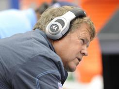 Former NFL coach Mike Heimerdinger died in September 2011 after a 10-month battle with cancer.