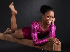 Gabby Douglas is preparing for the U.S. Olympic trials beginning June 28 in San Jose. She is the U.S. champion in uneven bars.