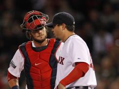 The Red Sox have lost the last three games Josh Beckett has started in.
