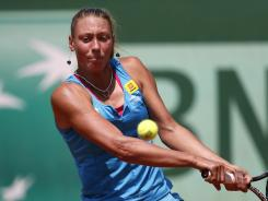 Belgium's Yanina Wickmayer, looking for her fourth career title, won Saturday. She earned one title in Austria in 2009: the Generali Ladies in Linz.