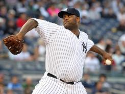 CC Sabathia improved to 9-3 on the season with his 34th career complete game.
