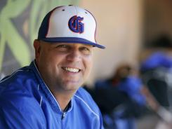 Bishop Gorman baseball coach Nick Day helped lead his team to the No. 1 spot in the Super 25 baseball rankings. The Gaels won their seventh consecutive title.