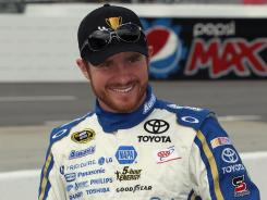 Brian Vickers will drive the No. 55 Toyota this weekend at Sonoma in place of Mark Martin. He'll also drive at New Hampshire (twice), Watkins Glen, Bristol and Martinsville.