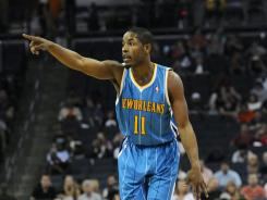 New Orleans Hornets forward Trevor Ariza is being dealt to the Washington Wizards. Ariza averaged 10.8 points and 5.2 rebounds in 41 games for the Hornets in 2011-12.