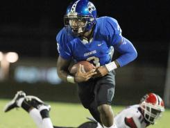 Armwood wide receiver Alvin Bailey said the FHSAA's sanctions against his team don't take away from what it accomplished on the field, including a 2011 state 6A title.