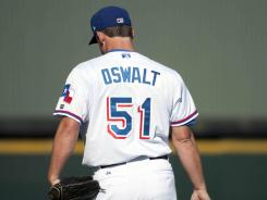 "Roy Oswalt on return: ""I'm still the same pitcher. I didn't all of a sudden go out and become a different person."""