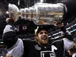 Anze Kopitar and the Los Angeles Kings will have their banner-raising ceremony on Oct. 12.