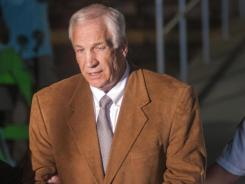 Former Penn State assistant football coach Jerry Sandusky was found guilty on 45 of 48 counts.