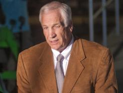 Jerry Sandusky was found guilty in 45 of 48 child sexual abuse counts.