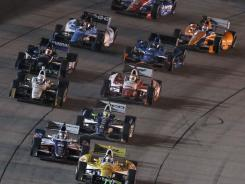 IndyCar won't schedule a 16th event this season, CEO Randy Bernard said.