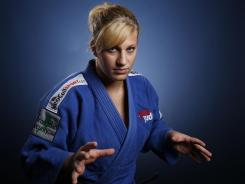 Judo competitor Kayla Harrison wants to become the first American to win Olympic gold in her sport.