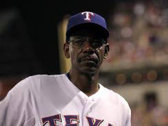 The Texas Rangers, along with manager Ron Washington, have been without their normal play-by-play announcer for over a week.