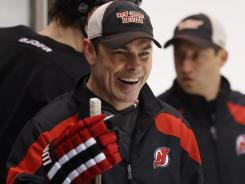 Adam Oates spent the past two seasons as a New Jersey Devils assistant coach.