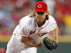 Cincinnati starting pitcher Bronson Arroyo took an no-hitter into the eighth inning against the Milwaukee Brewers, but didn't factor into the decison.
