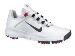 Fusing the company's golf shoes with the evolution standard in its Free technology running and workout shoes, the result is the natural motion Nike TW '13 golf shoes.