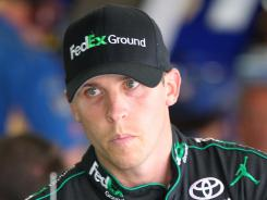 Denny Hamlin, who finished second in points in 2010, has two wins this season for Joe Gibbs Racing.