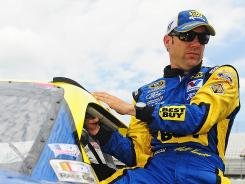 Matt Kenseth will be climbing out of the No. 17 Ford after this season.