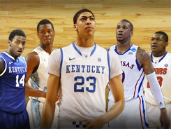 After Anthony Davis at No. 1, it's a tough call as to who will go next in Thursday's NBA draft.