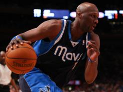 Forward Lamar Odom spent the first four years of his NBA career with the Los Angeles Clippers.