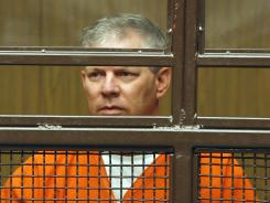Former baseball player Lenny Dykstra faces up to 20 years in federal prison.
