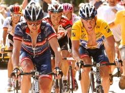 In 2010, Floyd Landis wrote an e-mail to USA Cycling alleging he participated with Lance Armstrong in a complex doping scheme when they were teammates.
