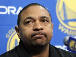 Golden State Warriors coach Mark Jackson has confirmed that he and his family were the targets of an extortion scheme by a stripper.