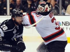 Martin Brodeur has spent his entire career with the Devils but is hitting free agency.