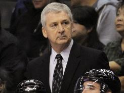 Terry Murray was fired by the eventual Stanley Cup champion Los Angeles Kings in December.