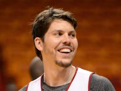 Heat shooting guard Mike Miller paid $5.4 million for the home in 2010. Estimates suggest the house could command around $9 million at auction.