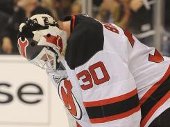 Could Martin Brodeur's days with the Devils be nearing an end?