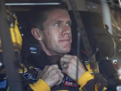 Carl Edwards finished 20th in the Quaker State 400, another damaging turn of events to his Chase for the Sprint Cup hopes.