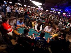 Las Vegas will host a $1 million buy-in poker tournament this week with a top prize of $18 million - the biggest in poker history.