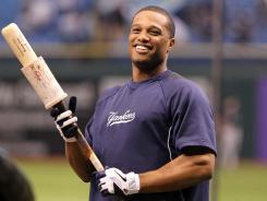 Robinson Cano has 20 home runs this season, which is good for fifth in the American League.