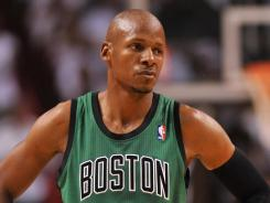Free-agent guard Ray Allen is one of Miami Heat's top offseason targets.