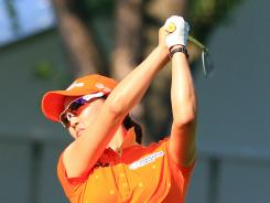So Yeon Ryu is the defending champion this week at the U.S. Women's Open.
