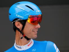 David Millar of Great Britain was selected for the 250-kilometer (155-mile) road race after missing out in 2004 and 2008 because of a ban for taking the blood-boosting substance EPO.