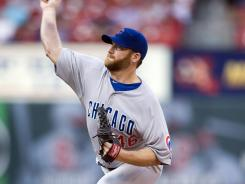 The Cubs are looking to deal starting pitcher Ryan Dempster, 35, who has a 2.11 ERA, but he is coming off an injury. His falling strikeout rate suggests he could regress.