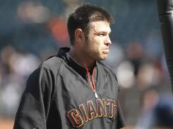 Freddy Sanchez might have played his final game in a Giants uniform, as the 34-year-old will miss the rest of the season and then become a free agent.