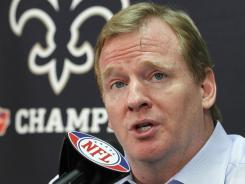 The NFLPA has filed a lawsuit against the NFL in which it says Commissioner Roger Goodell violated the league's collective bargaining agreement in regards to the New Orleans Saints' bounty issue.