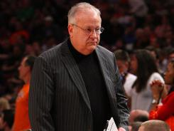 Syracuse fired assistant coach Bernie Fine after allegations of sexual abuse were made public.