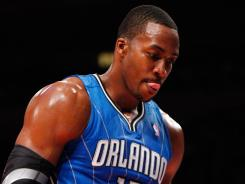Where Dwight Howard will play next season remains in doubt, but the Brooklyn Nets are aggressively pursuing a trade.