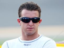 NASCAR has suspended Sprint Cup Series driver A.J. Allmendinger for failing a drug test.
