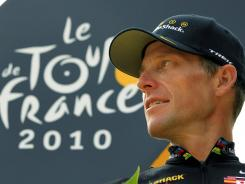 Lance Armstrong finds himself in a fight with the U.S. Anti-Doping Agency.