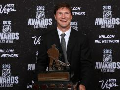 Coyotes captain Shane Doan won the Mark Messier Leadership Award this season.