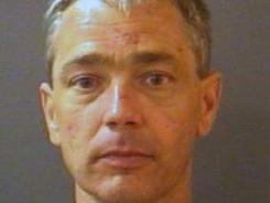 Fred Freeman, 47, of Hartford, Wis., faces a battery charge.