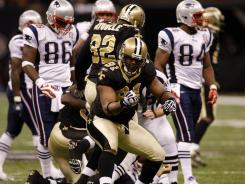 Though he's facing a four-game suspension, Saints DE Will Smith will be with the team during preseason.