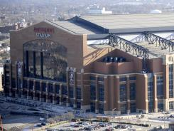 Will the Colts struggle to fill Lucas Oil Stadium in 2012?